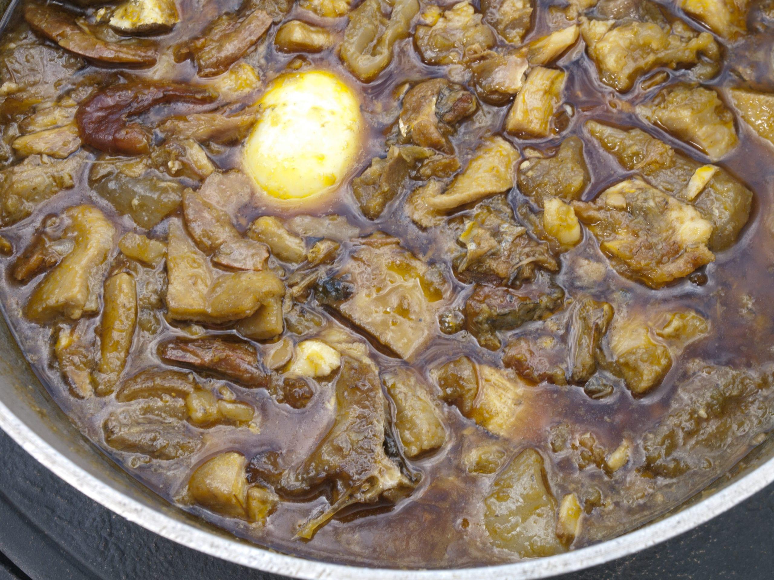 Nigerian Designer Stew